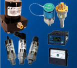 Pressure Indicators, Digital Test Gauges, Sensors, Transducers & Transmitters