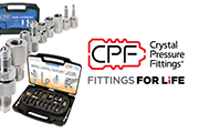 Crystal Engineering Pressure Fittings
