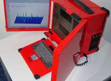 Red Ant NVH Monitoring Equipment